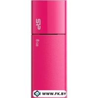 USB Flash Silicon-Power Ultima U05 8GB Pink (SP008GBUF2U05V1H)