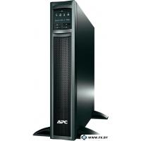 Источник бесперебойного питания APC Smart-UPS X 1500VA Rack/Tower LCD 230V (SMX1500RMI2U)