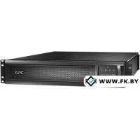 Источник бесперебойного питания APC Smart-UPS X 3000VA Rack/Tower LCD 200-240V (SMX3000RMHV2U)