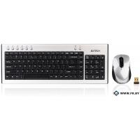 Мышь + клавиатура A4Tech 7500N