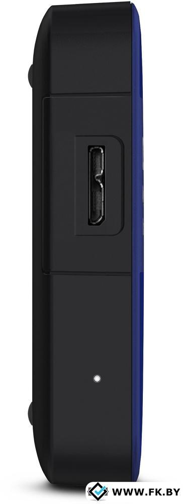 Внешний жесткий диск WD My Passport Ultra 3TB Noble Blue (WDBNFV0030BBL)