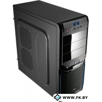 Корпус AeroCool V3X Advance Evil Blue Edition 600W