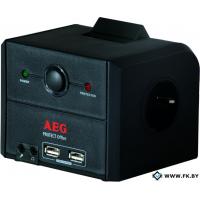 Стабилизатор напряжения, сетевой фильтр AEG Protect Office