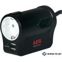 Стабилизатор напряжения, сетевой фильтр AEG Protect Travel