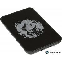Бокс для жесткого диска AgeStar SCB2A8 Black