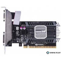 Видеокарта Inno3D GeForce GT 730 1GB DDR3 (N730-1SDV-D3BX)