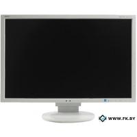 Монитор NEC MultiSync EA244WMi White/White
