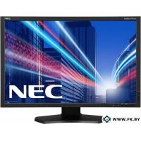 Монитор NEC MultiSync PA242W Black/Black