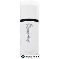 USB Flash Smart Buy 8GB Paean White (SB8GBPN-W)