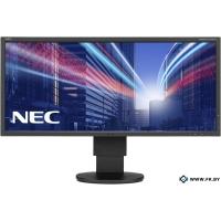 Монитор NEC MultiSync EA294WMi Black/Black