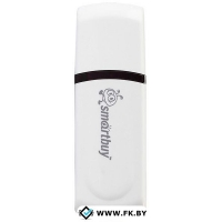 USB Flash Smart Buy 16GB Paean White (SB16GBPN-W)