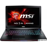 Ноутбук MSI GE62 2QF-242RU Apache Pro 12 Гб