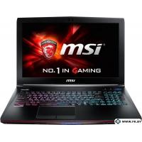 Ноутбук MSI GE62 2QF-243RU Apache Pro