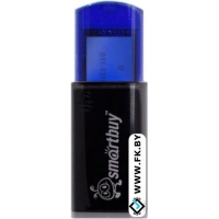 USB Flash Smart Buy 16GB Click Blue (SB16GBCL-B)
