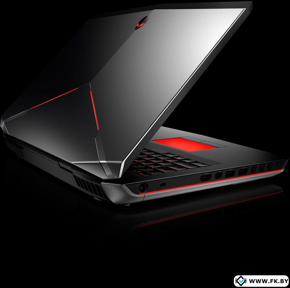 Ноутбук Dell Alienware 17 R3 A17-2471 (Intel Core i7-6700HQ 2.6 GHz/16384Mb/1000Gb + 512Gb SSD/nVidia GeForce GTX 980M 8192Mb/Wi-Fi/Bluetooth/Cam/17.3/3840x2160/Windows 10 64-bit) 358029