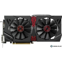 Видеокарта ASUS Radeon R9 380 4GB GDDR5 (STRIX-R9380-DC2OC-4GD5-GAMING)