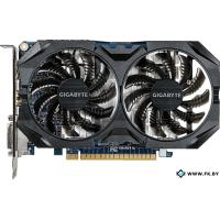 Видеокарта Gigabyte GeForce GTX 750 Ti 4GB GDDR5 (GV-N75TWF2OC-4GI)