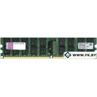 Оперативная память Kingston Server Premier 4GB DDR3 PC3-12800 (KVR16LR11S8/4HB)