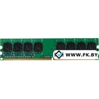 Оперативная память GeIL Green 4GB DDR3 PC3-10660 GG34GB1333C9SC