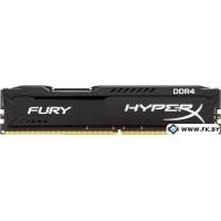 Оперативная память Kingston HyperX Fury 4x4GB DDR4 PC4-19200 (HX424C15FBK4/16)