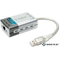 Сетевой адаптер D-Link DUB-E100