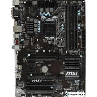 Материнская плата MSI H170A PC MATE