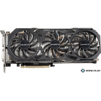 Видеокарта Gigabyte GeForce GTX 980 Ti 6GB GDDR5 (GV-N98TWF3OC-6GD)