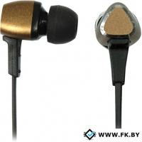Наушники Ritmix RH-132 Metal Bronze