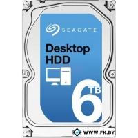 Жесткий диск Seagate Barracuda Desktop 6TB (ST6000DM001)