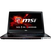 Ноутбук MSI GE72 6QC-012RU Apache 24 Гб