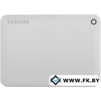 Внешний жесткий диск Toshiba Canvio Connect II 1TB White (HDTC810EW3AA)