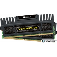 Оперативная память Corsair Vengeance 2x4GB DDR3 PC3-12800 KIT (CMZ8GX3M2A1600C9)