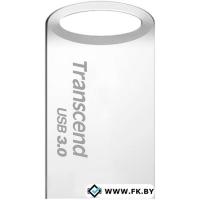 USB Flash Transcend JetFlash 710 White 64GB (TS64GJF710S)