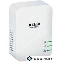 Powerline-адаптер D-Link DHP-600AV/A1A