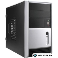 Корпус In Win EMR006 Black/Silver 450W