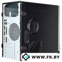 Корпус In Win EMR009 Black/Silver 450W