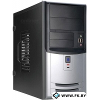 Корпус In Win EMR018 Black-Silver 450W
