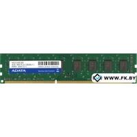 Оперативная память A-Data 4GB DDR3 PC3-12800 [ADDU1600W4G11-B]