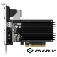 Видеокарта Gainward GeForce GT 730 SilentFX 2GB DDR3 (426018336-3224)
