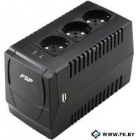 Стабилизатор напряжения FSP Power AVR 1500 [PPF7500100]