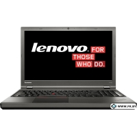 Ноутбук Lenovo ThinkPad T540p (20BE009DRT) 6 Гб