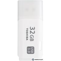 USB Flash Toshiba U301 White 32GB [THN-U301W0320E4]
