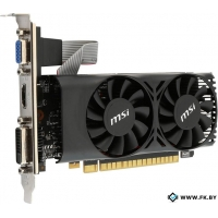 Видеокарта MSI GeForce GTX 750 Ti 2GB GDDR5 (N750Ti-2GD5TLP)