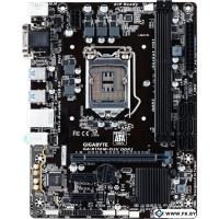 Материнская плата Gigabyte GA-B150M-D2V DDR3 (rev 1.0)