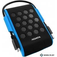 Внешний жесткий диск A-Data HD720 1TB Blue (AHD720-1TU3-CBL)