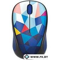 Стандартная Logitech Wireless Mouse M238 Blue Facets [910-004479]