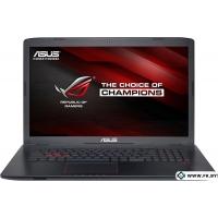 Ноутбук ASUS GL752VW-T4053