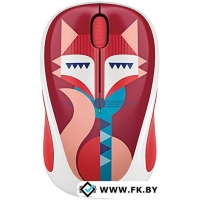 Мышь Logitech Wireless Mouse M238 Francesca Fox [910-004476]