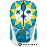 Мышь Logitech Wireless Mouse M238 Luke Lion [910-004475]