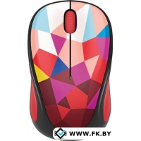 Мышь Logitech Wireless Mouse M238 Red Facets [910-004519]